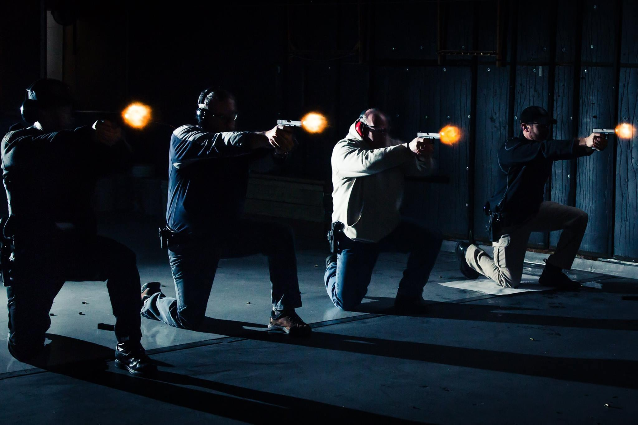 Did you know that most shootings happen at night in low light no light or complete darkness? Just how good are you with your handgun? & Low Light Shooting Training   Safety Measures azcodes.com