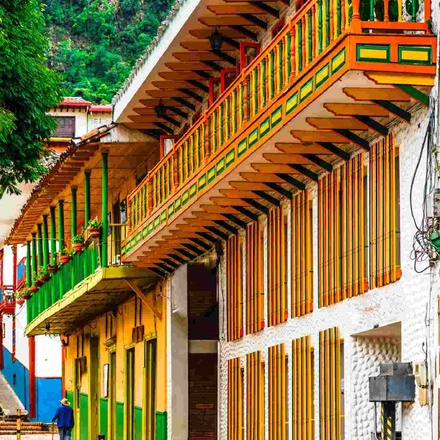 Heart Of Colombia Coffee and Culture