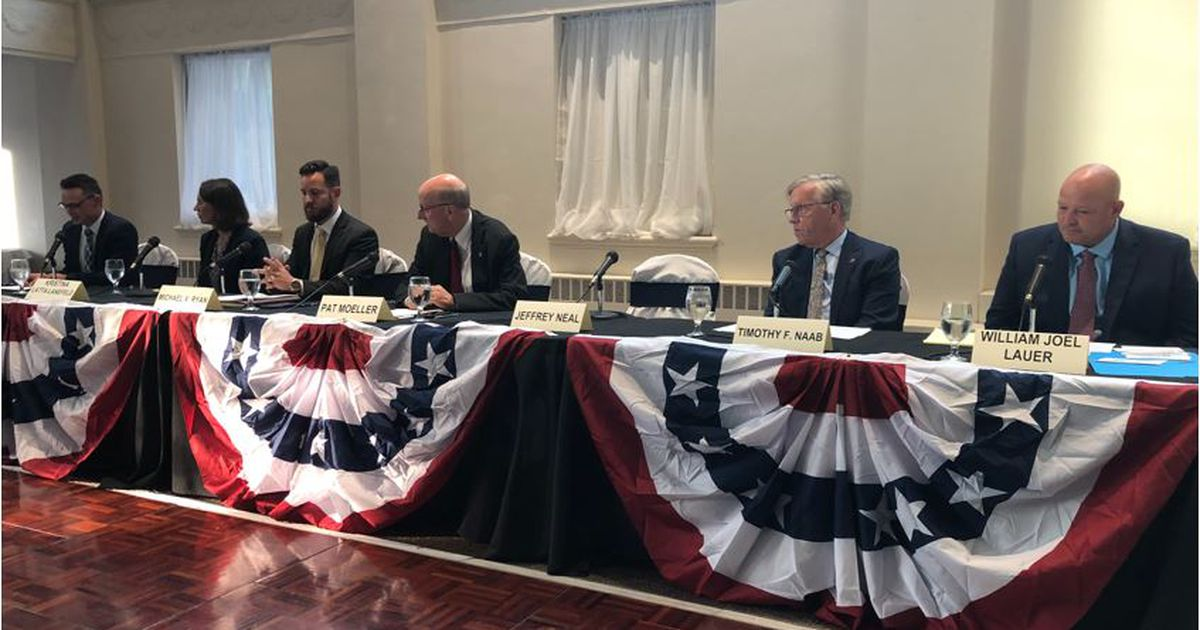 Danny Ivers Hamilton Council candidates participate in forum: What they said Link Thumbnail | Linktree