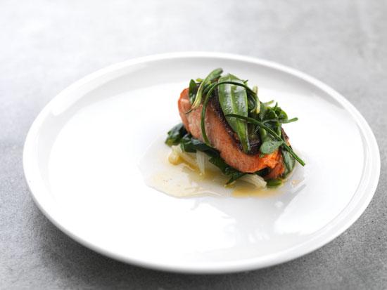Salmon at Norn