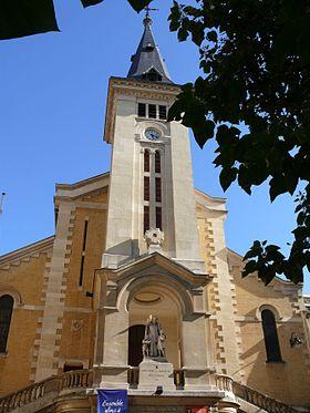 Eglise Saint Jean-Baptiste de la Salle, Paris