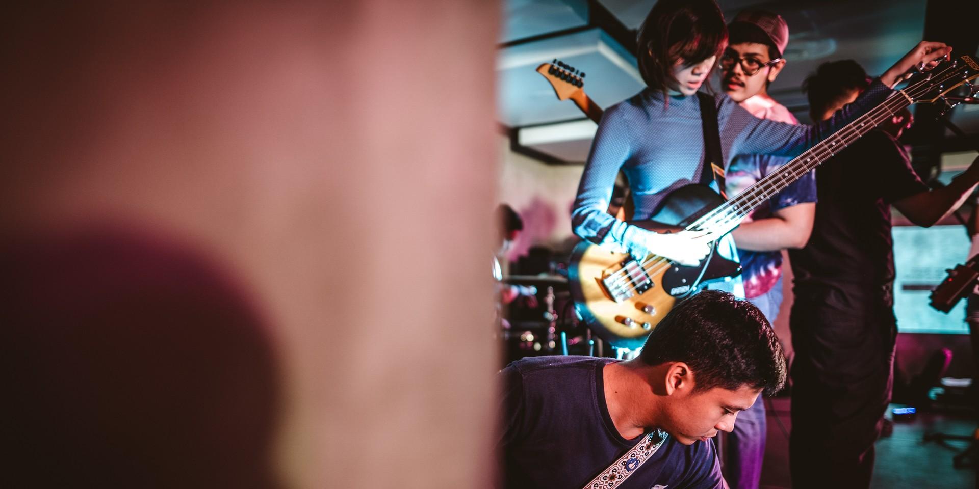 Get to know Fête de la Musique's Post-Rock/Math-Rock Stage lineup