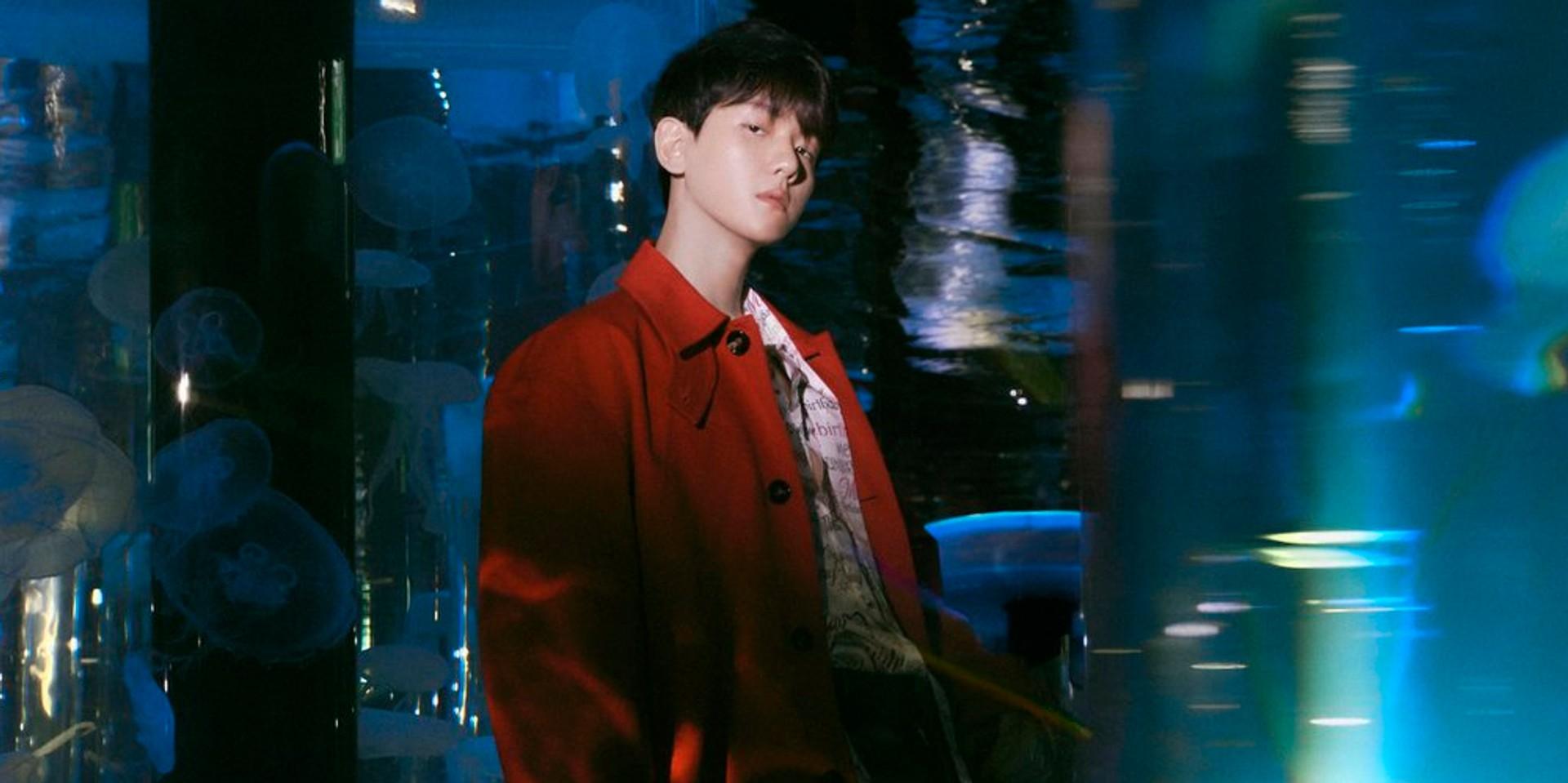 EXO's Baekhyun explores the theme of love in his third mini-album 'Bambi' — listen