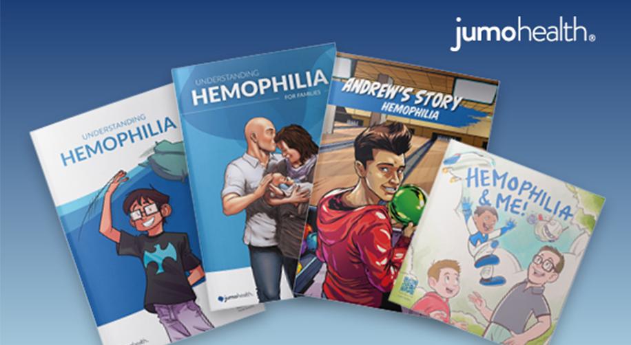 Hemophilia comics