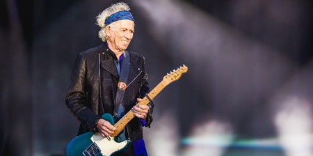 Keith Richards confirms new Rolling Stones album is in the works