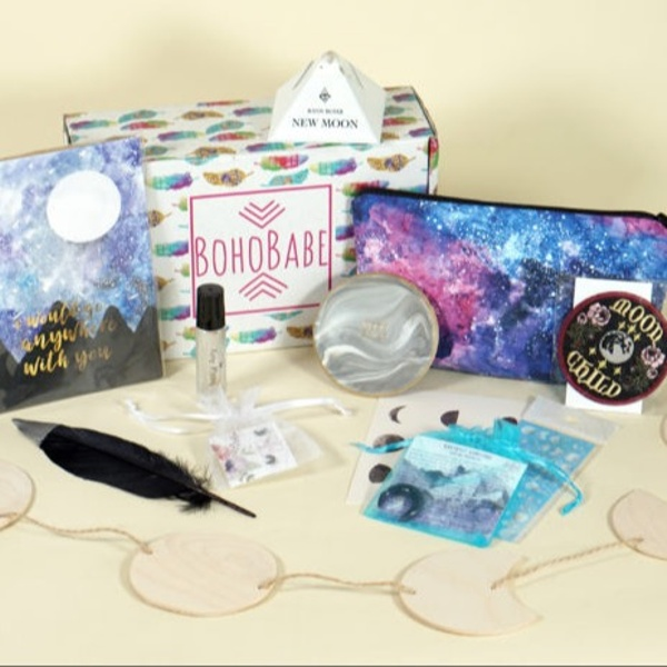 MoonBabe Box - Oct 2018