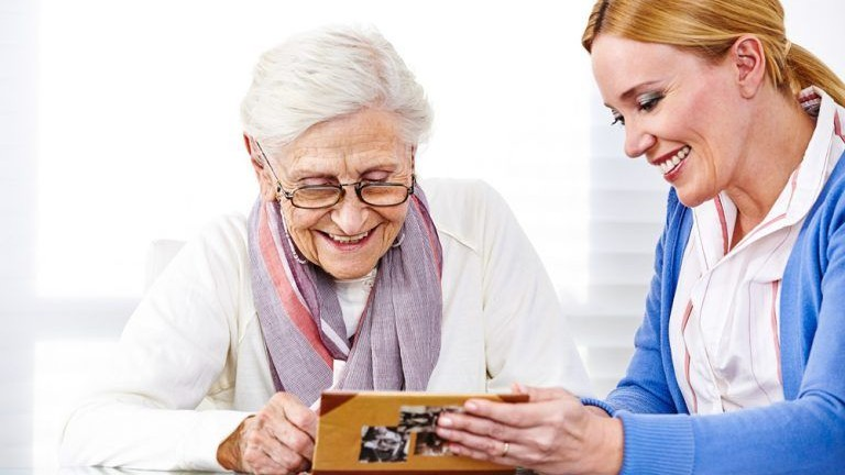 Représentation de la formation : Spécialisation - Alzheimer