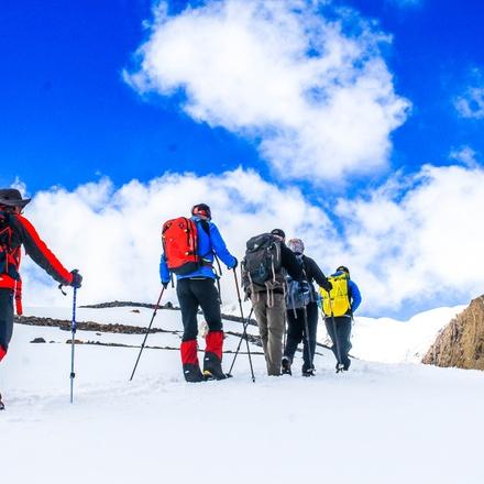 Everest Base Camp Trek  & Lobuche Peak