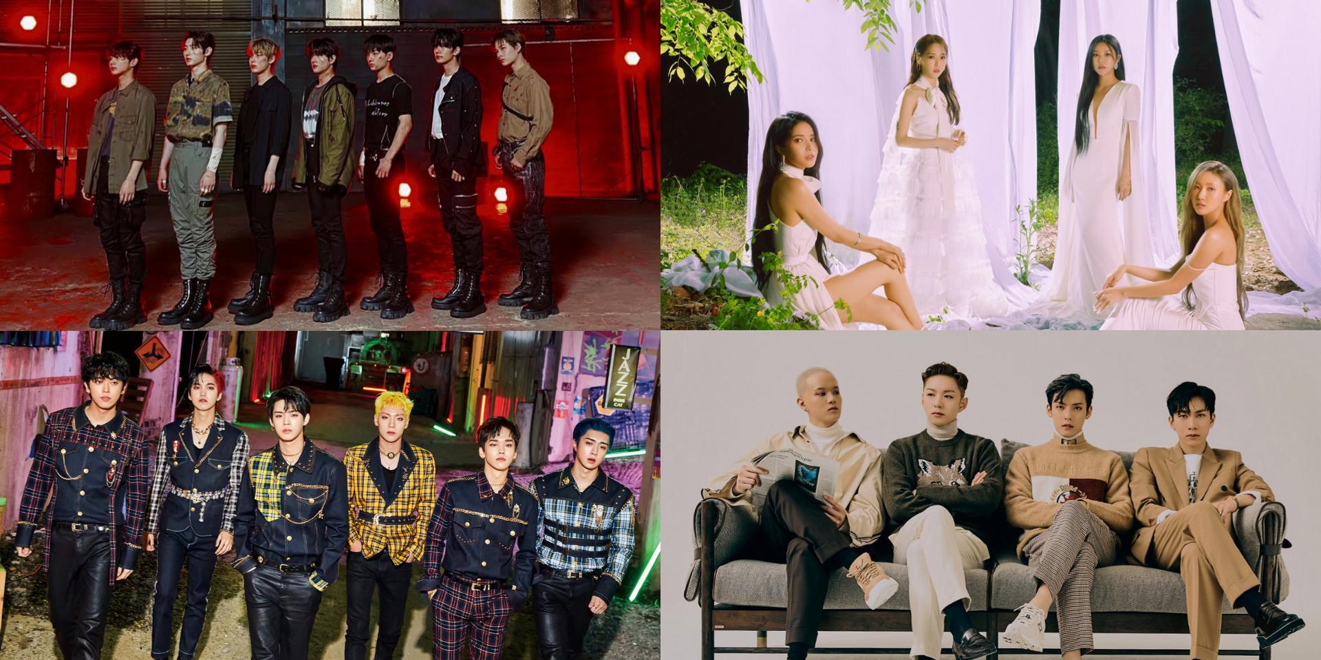 KCON:TACT HI 5 announce lineup: ENHYPEN, MAMAMOO, BTOB, ONF, and more