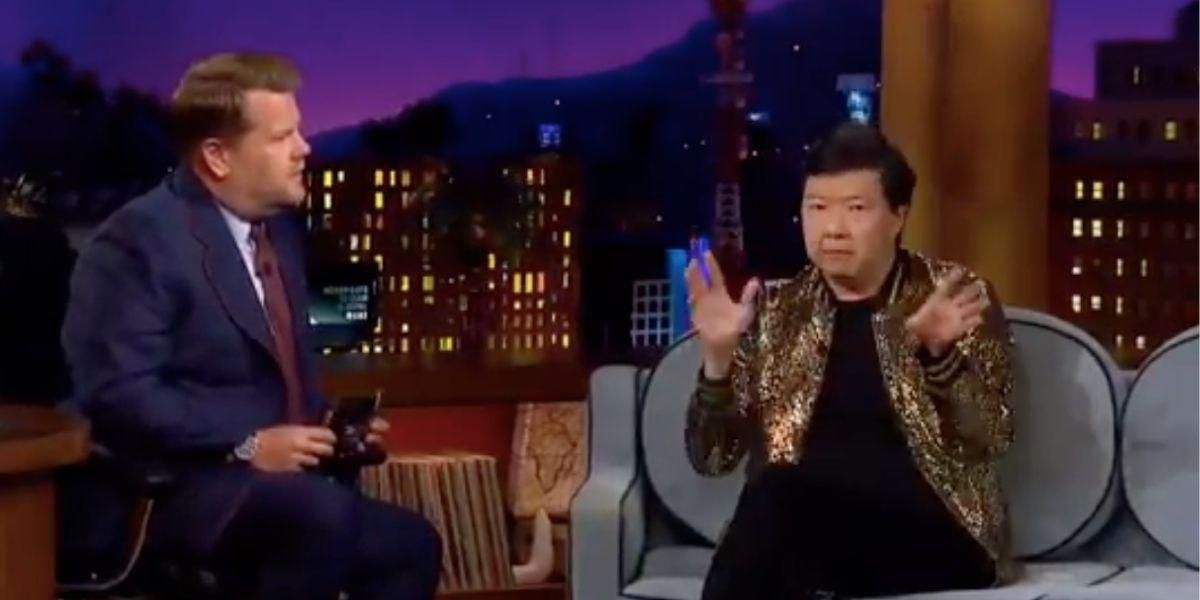 @kenjeong Ken Jeong gave a great analogy for the Delta variant and vaccines on The Late Late Show Link Thumbnail | Linktree