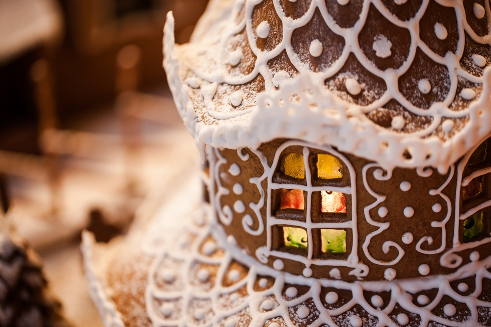 Gingerbread House 2019. Cred: Viktoria Garvare.