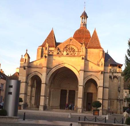 Basilique Notre-Dame, Beaune