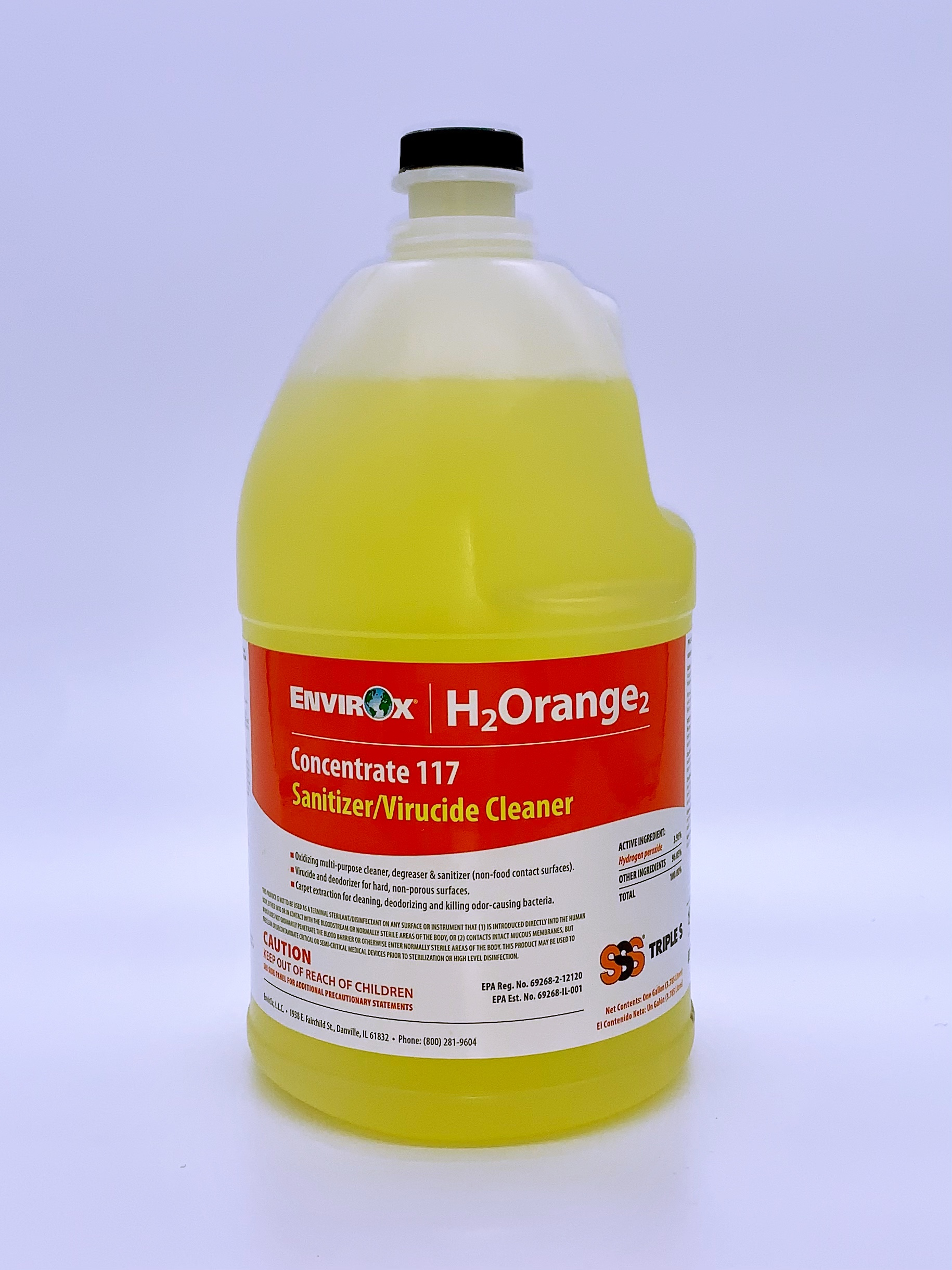 Envirox '#117 Concentrate'