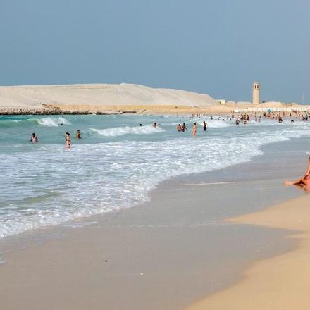 Dubai & East Coast - Hotel Beach & City Package - 6 Days / 5 Nights