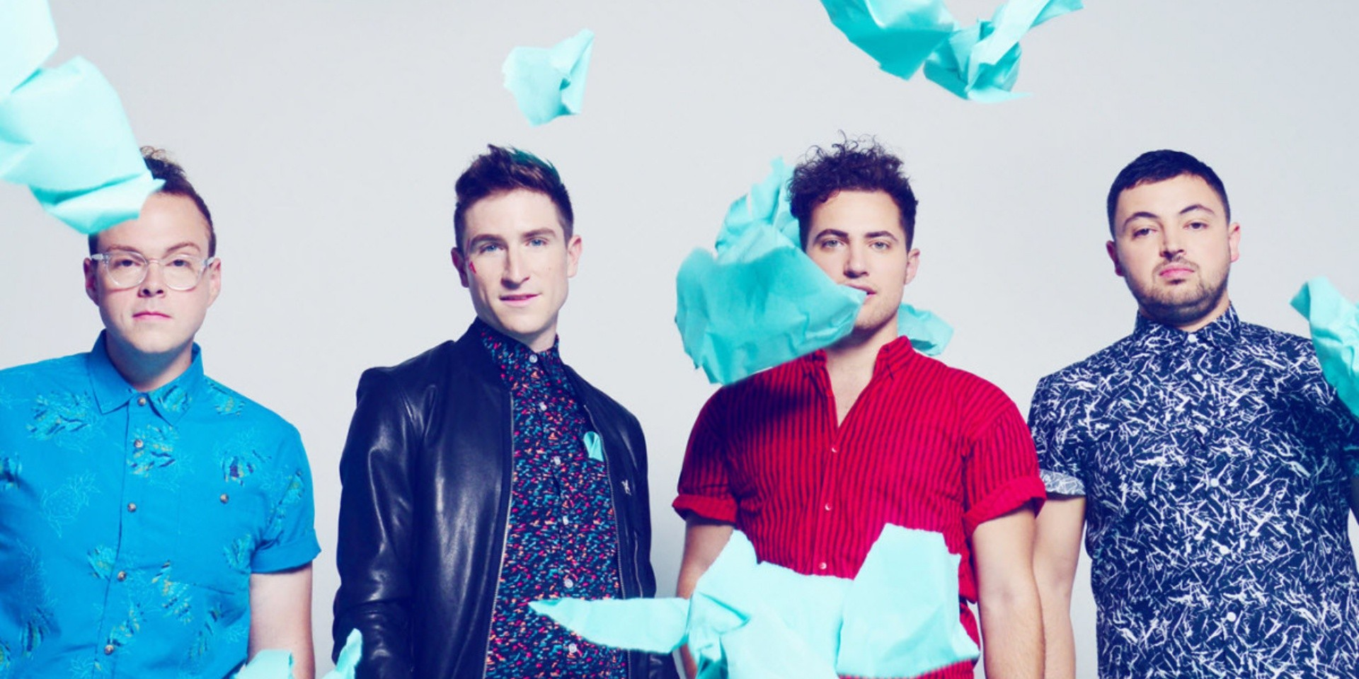 WALK THE MOON releases new fun-filled dance banger 'Timebomb'