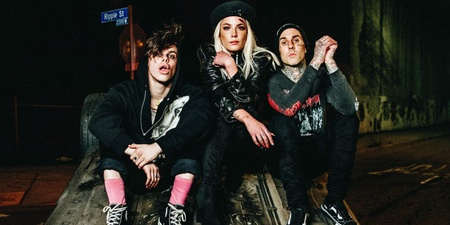 Halsey, Travis Barker and YUNGBLUD unleash new single '11 Minutes' – listen