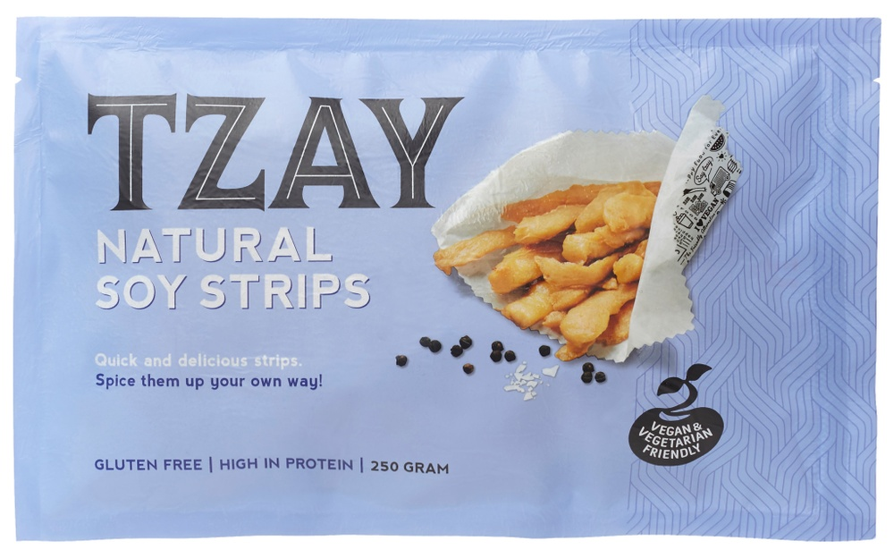 Natural Soy Strips