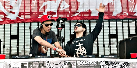 Skrillex and Boys Noize announce new Dog Blood EP