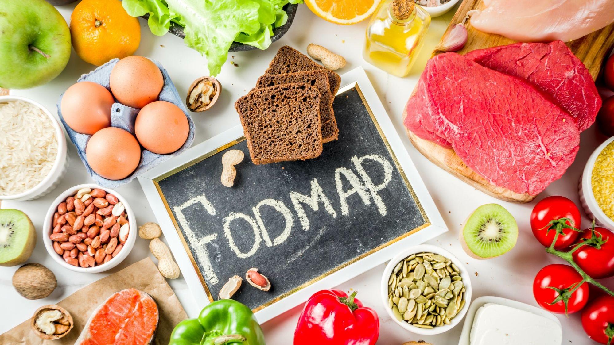 Représentation de la formation : LIB02 - Alimentation contrôlée en FODMAPS