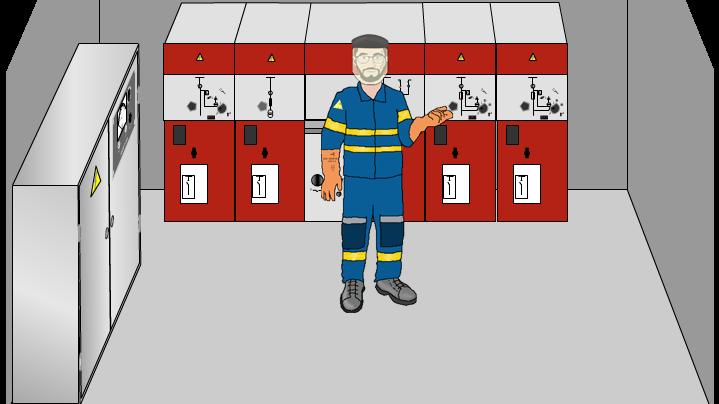 Représentation de la formation : Recyclage Complément habilitation électrique HTA pour les symboles HC, H1, H2, H2V,