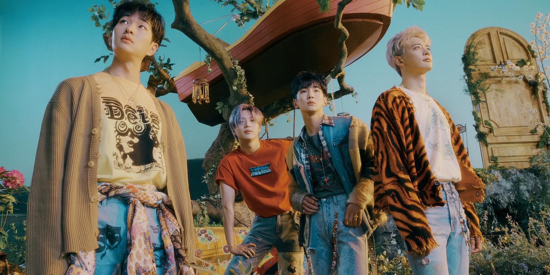 SHINee release repackaged seventh album 'Atlantis' – listen