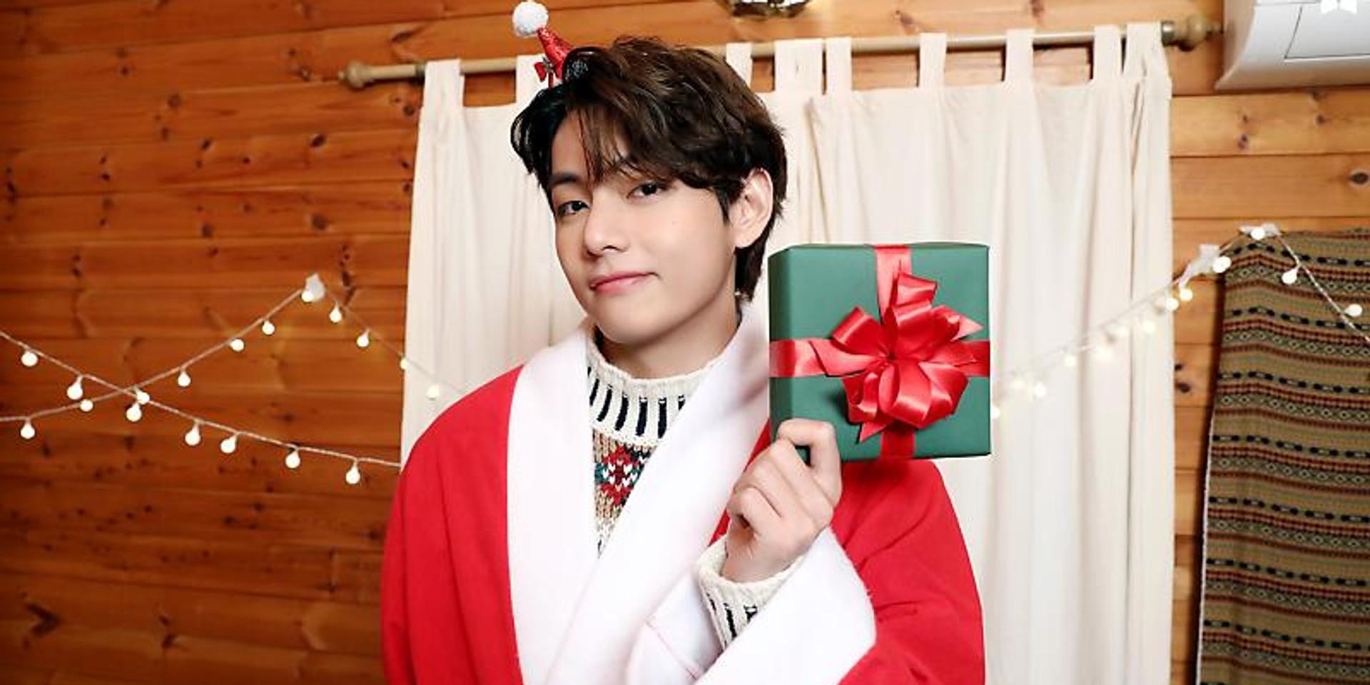 BTS' V releases new track featuring Peakboy, 'Snow Flower' – listen