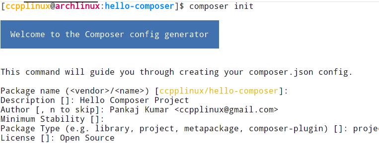 Composer: PHP Dependency Management