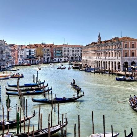 Grand tour of Veneto, from Venezia to Verona