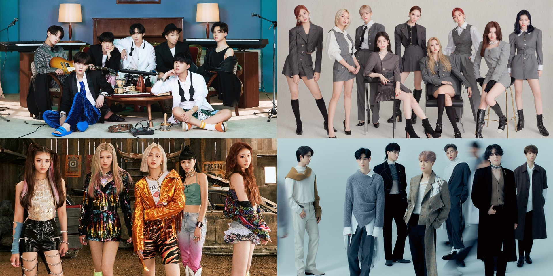 BTS, TWICE, ITZY, GOT7, and more to perform at 2020 KBS Song Festival