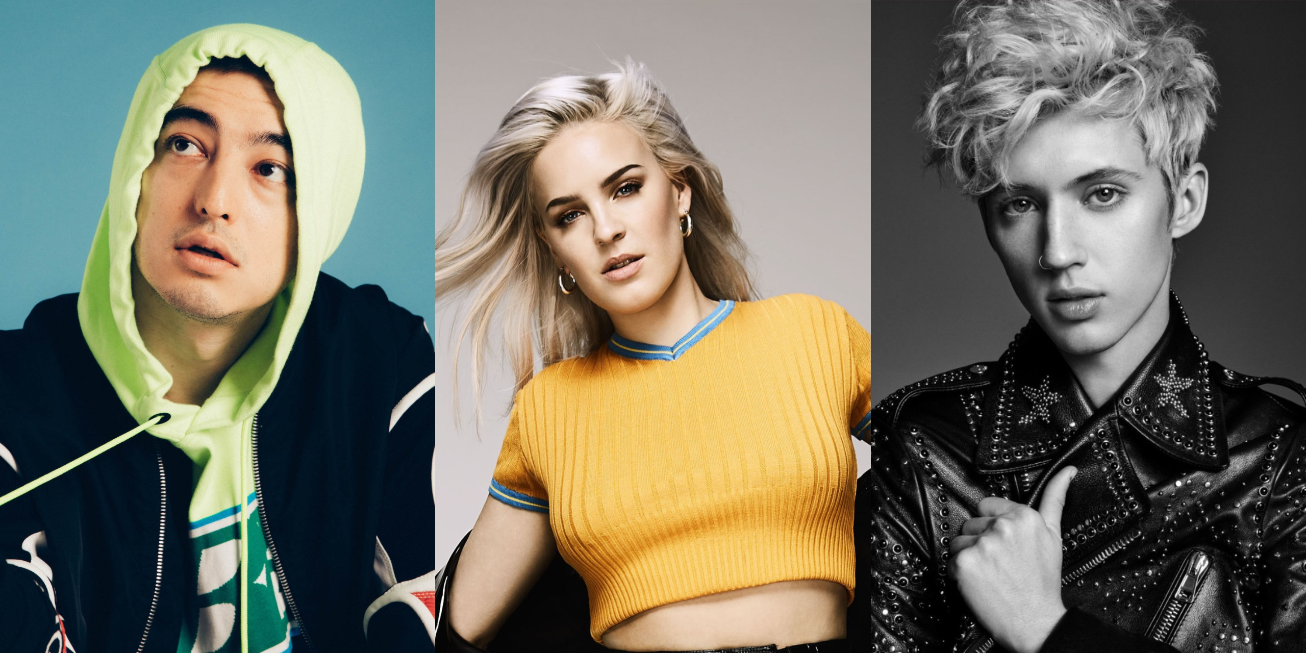 BREAKING: We The Fest announces Phase 2 line-up – Joji, Troye Sivan, Anne-Marie and more confirmed