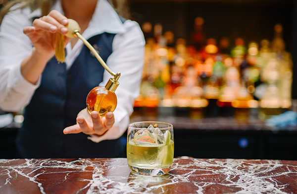 Hansom cocktail