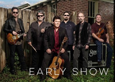 BT- Shenandoah, March 16, 2019, doors open 1:15pm ***EARLY SHOW***