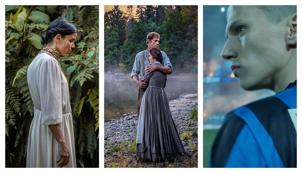 Clara Sola, Utvandrarna och Tigrar. Foto: Folkets Bio / SF Studios / TriArt Film