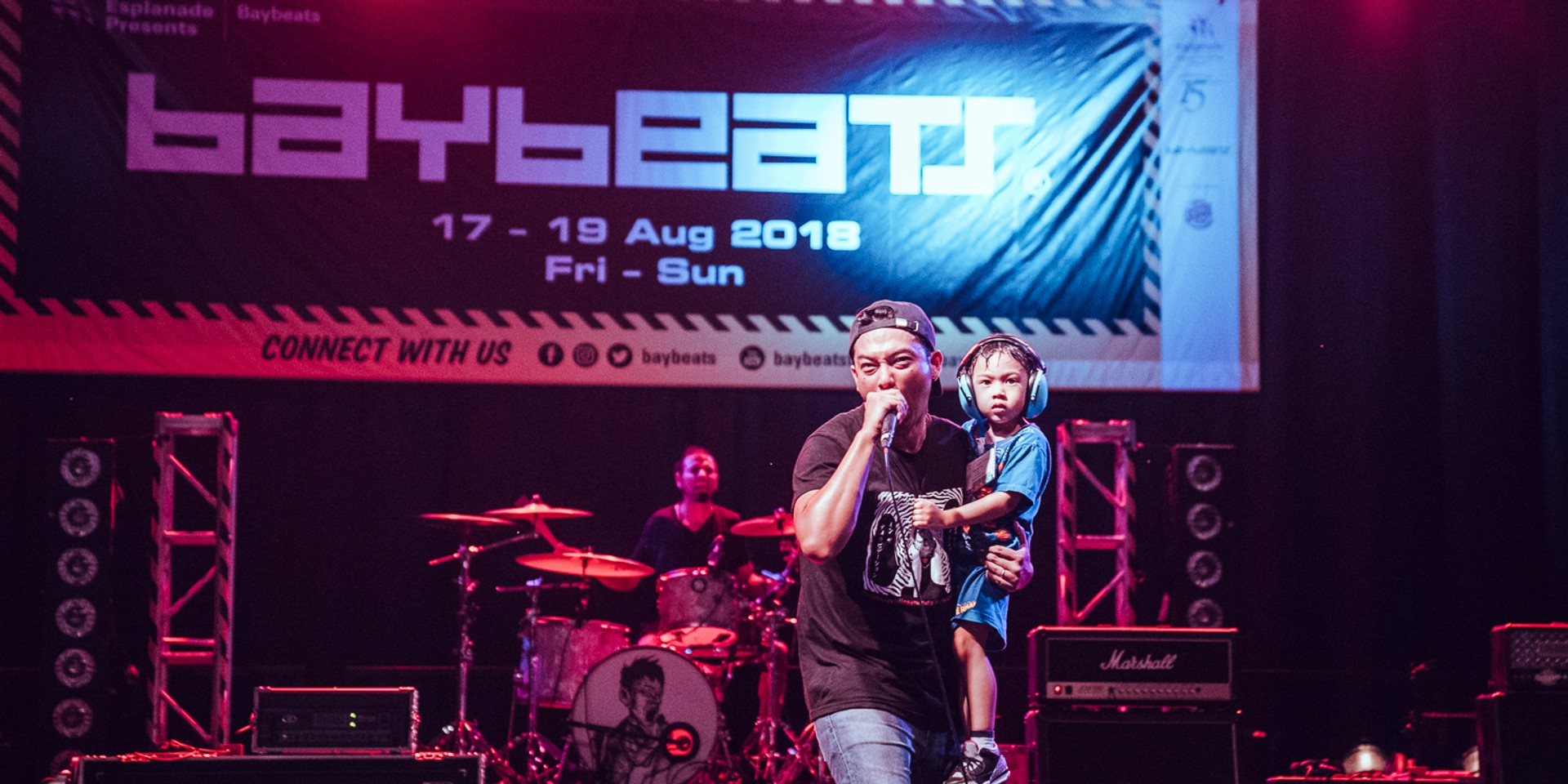 Baybeats Festival announces schedule and stages for 2019 edition