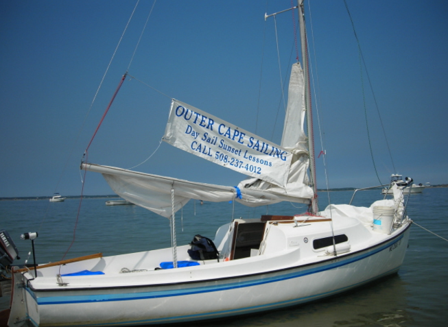 16 hour Small Boat Course | Outer Cape Sailing