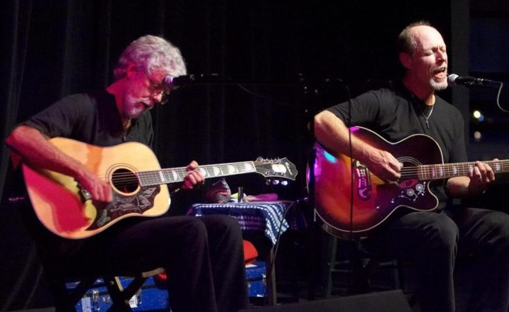 TBT - An Evening with Paul Barrere & Fred Tackett of Little Feat - Saturday, August 25, 2018 - Doors: 6:30pm