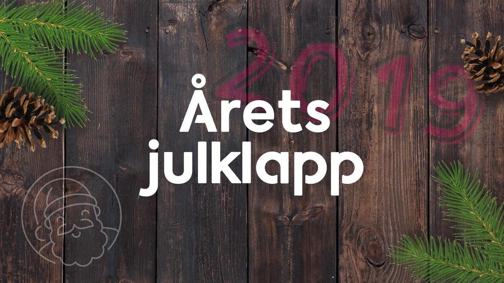 Årets Julklapp 2019