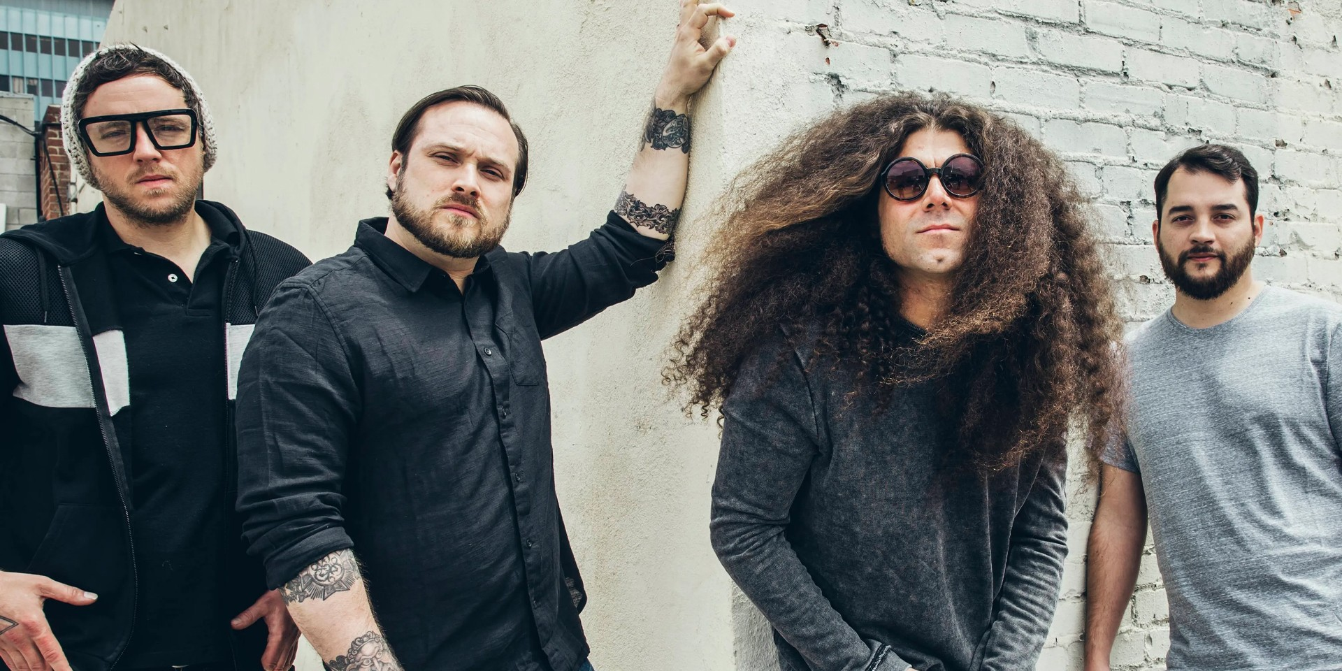 Coheed and Cambria return with hard-hitting music video 'Shoulders' – watch