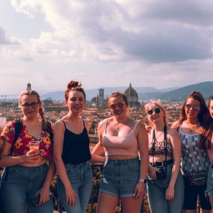 Italy Rail Tour