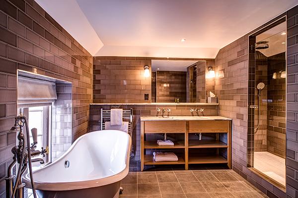 Bathroom at Sonnings