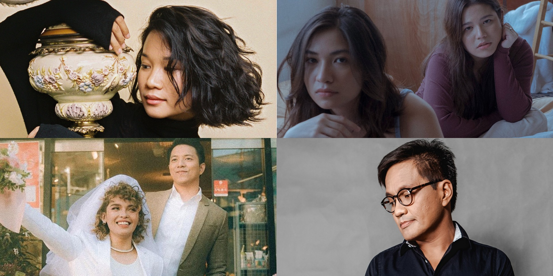 Bea Lorenzo, Ebe Dancel, Leanne & Naara, KZ Tandingan and TJ Monterde, and more release new music – listen