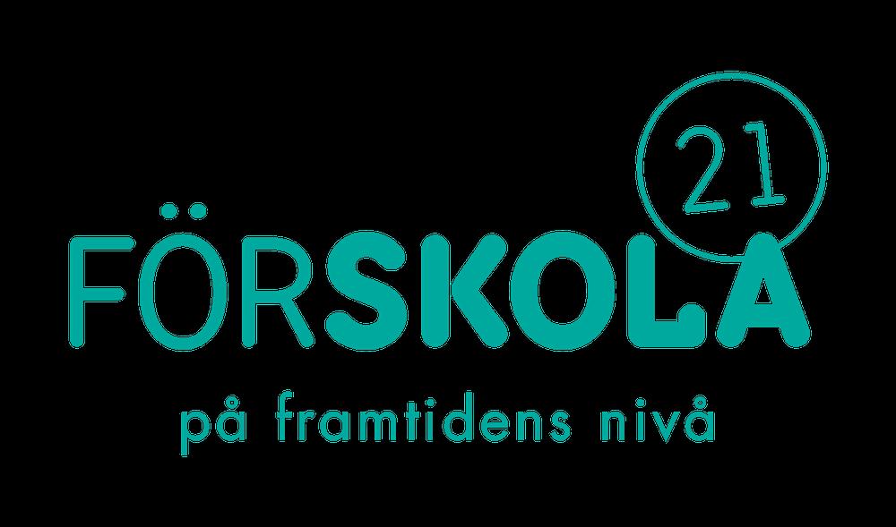Logotyp Förskola21 png