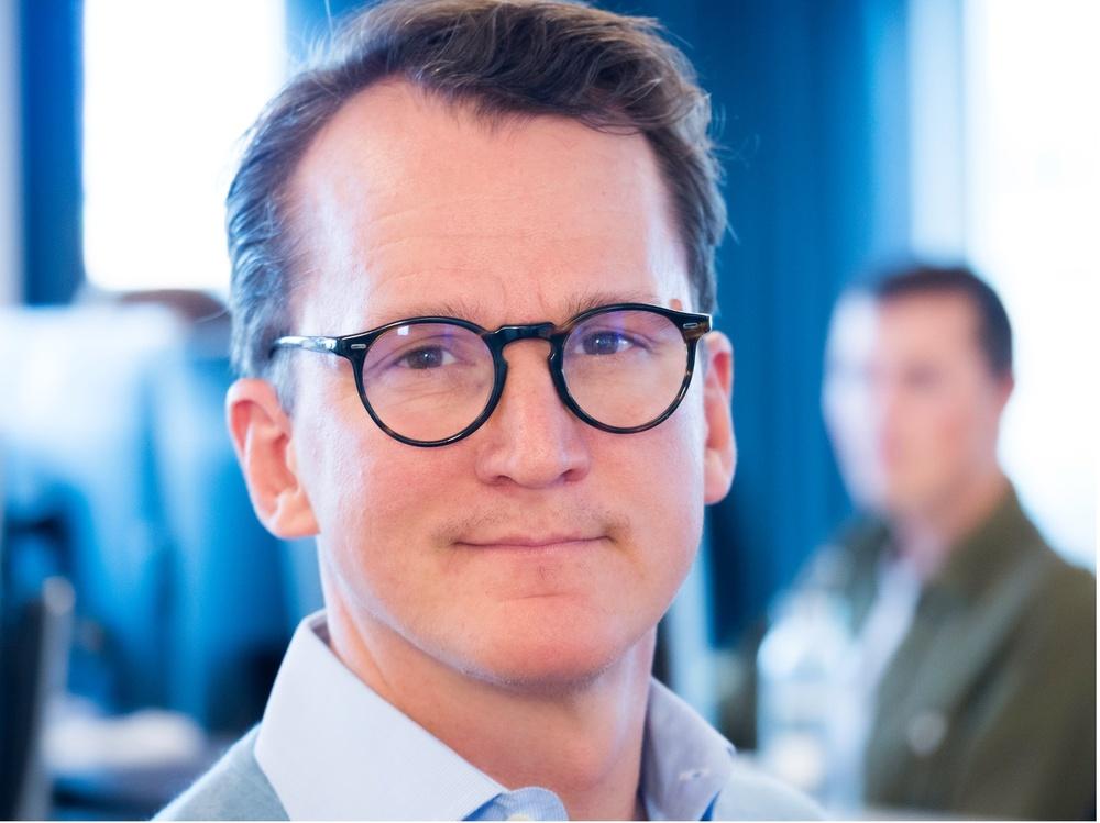 Direktør for PriceRunner, Nicklas Storåkers