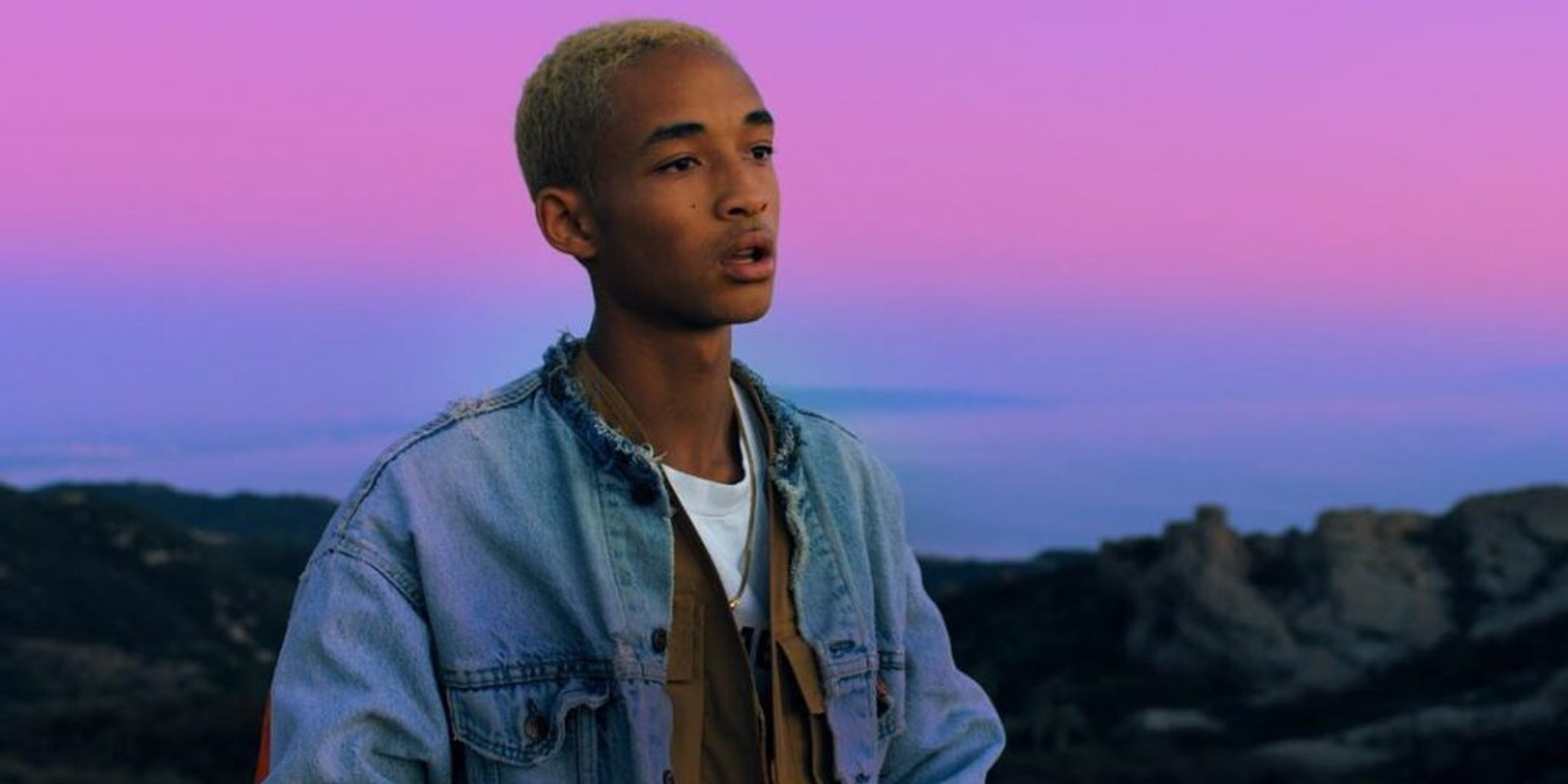 Jaden Smith is coming to Manila