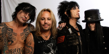 Motley Crüe shares snippet of new song from The Dirt soundtrack