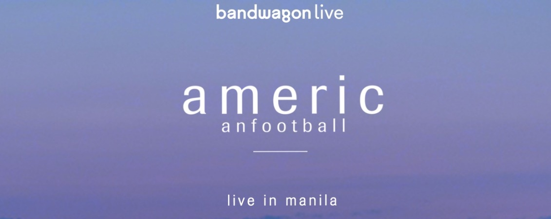 American Football Live in Manila