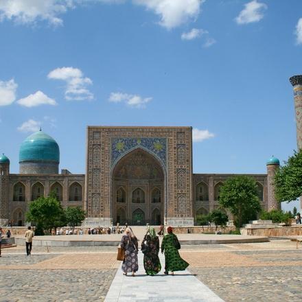 Premium Uzbekistan