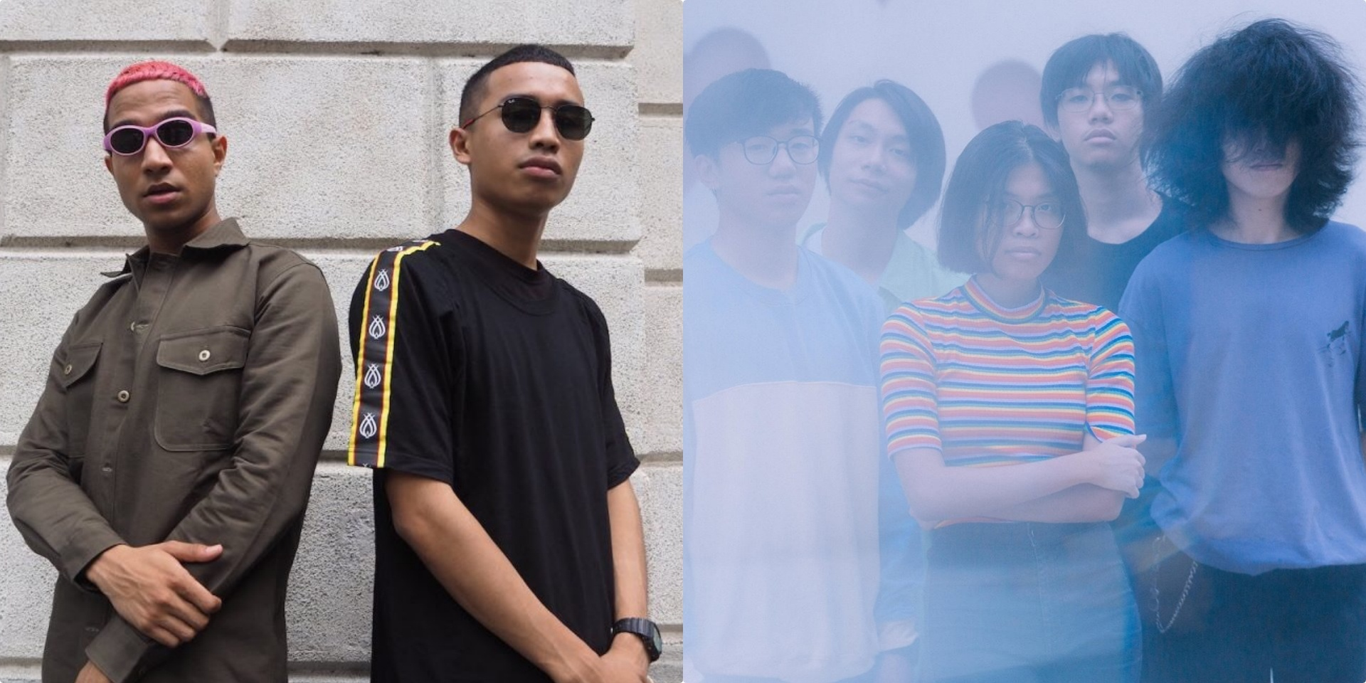 Yung Raja, Fariz Jabba, Subsonic Eye and more to perform at STREAM @ Clarke Quay 2019