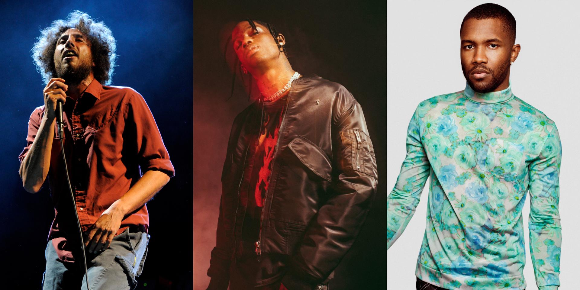 Coachella 2020 line-up announced – Rage Against The Machine, Travis Scott, and Frank Ocean to headline