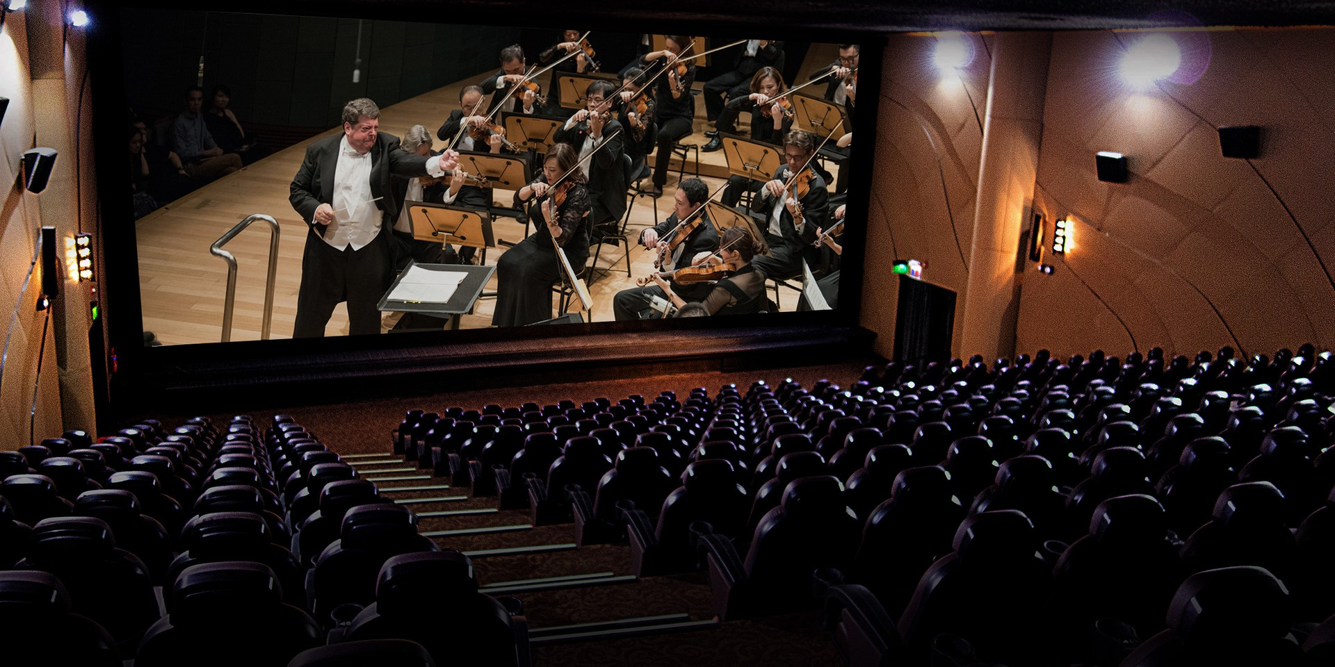 Singapore Symphony Orchestra to make silver screen debut at Shaw Theatres